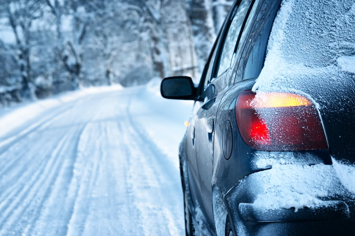 Secure drive this winter