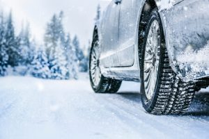 your car in winter